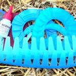 Hippoblue Glue-On Shoe COMPLEET SET. -0