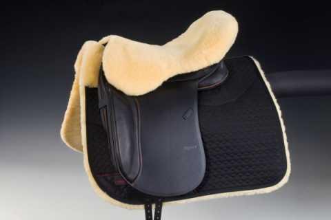 Seat saver, Sheepskin, Chirst -0