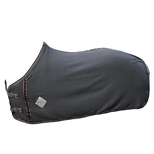 Horse Pro Fleece deken grijs-0