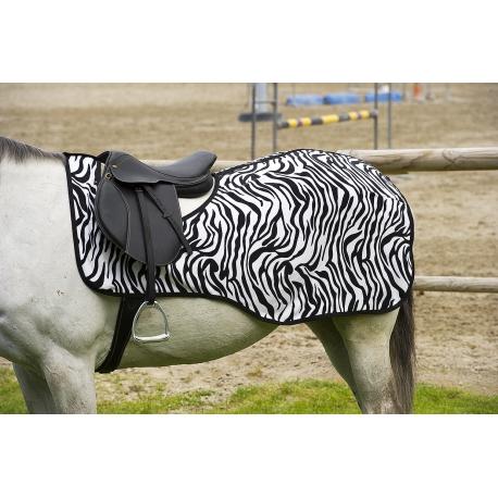 zebra uitrijdeken, anti insect, Maat cob, OP=OP-0