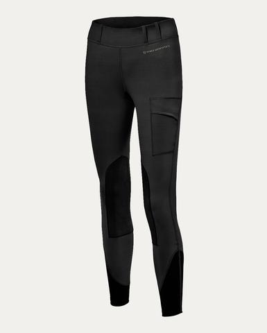 Noble Outfitters Dames Balance Riding Tight, Black-0