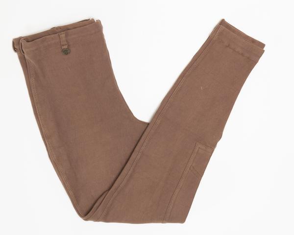 Cotton comfort pull on, rijbroek Zaldi-0