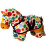 Crafty Ponies Knuffeldeken Set, div kleuren-0