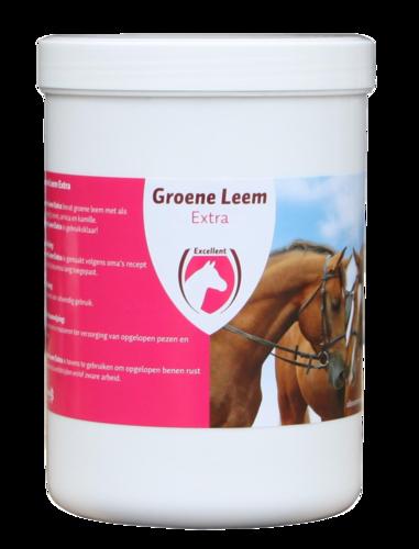 Groene Leem Extra, Excellent, 1 kg-0